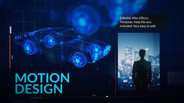 Thumbnail for Digital Corporate Slideshow