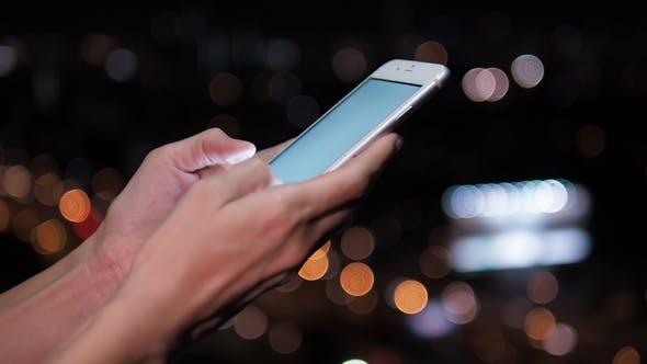 Chatting Smartphone