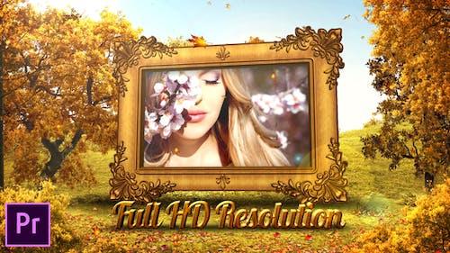 Autumn Special Promo - Premiere Pro