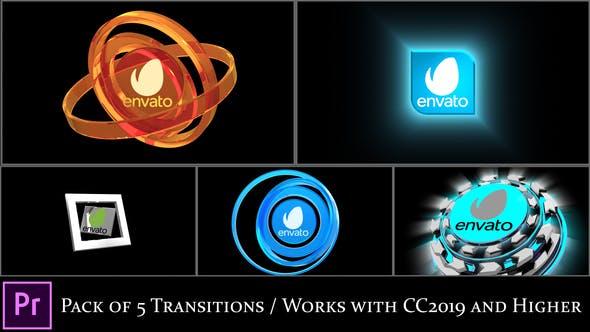 Thumbnail for Transitionspaket für BroadcastLogo -