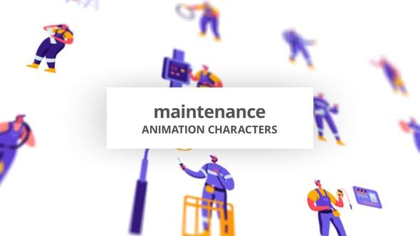 Maintenance - Character Set