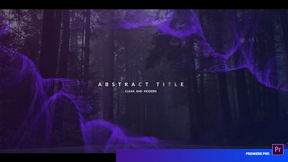 Thumbnail for Abstract and Modern Titles
