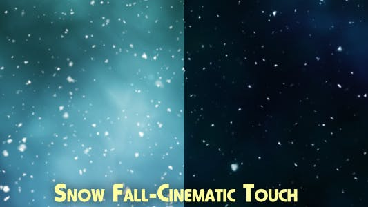 Thumbnail for Snow Fall - Cinematic Touch