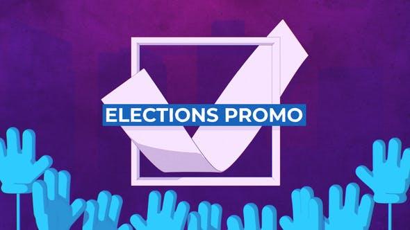 Wahl-Promo