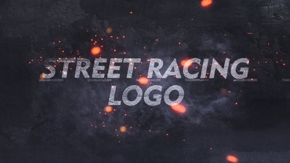 Street Racing Logo
