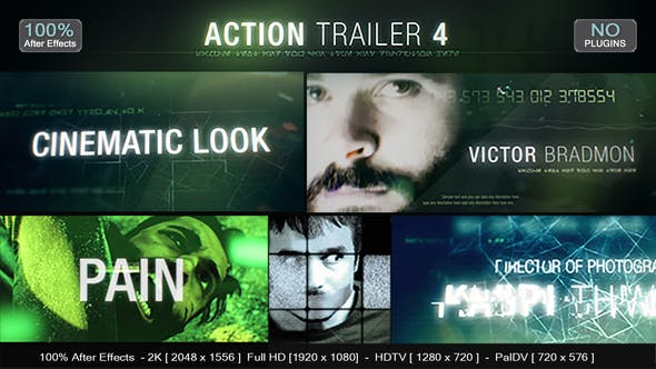 Thumbnail for Action Trailer 4