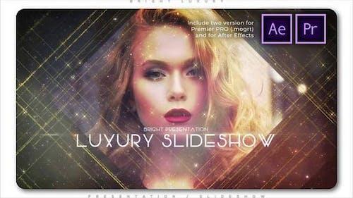 Bright Luxury Presentation Slideshow