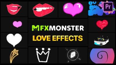 Love Effects   Premiere Pro MOGRT