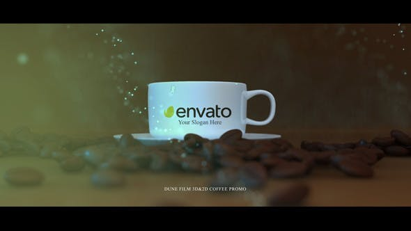 Coffee Logo Opener