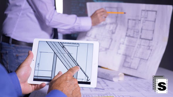 Thumbnail for Civil Engineers Working