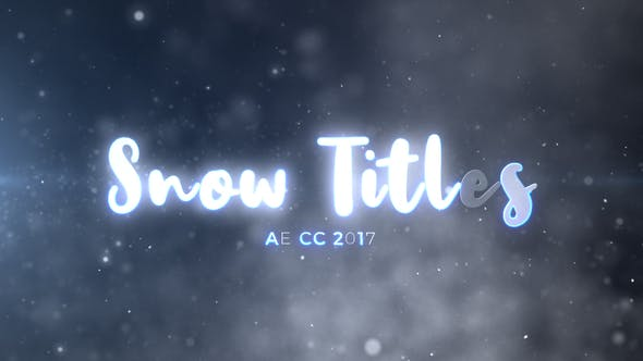 Thumbnail for Snow Titles
