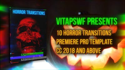 Halloween Horror Transitions
