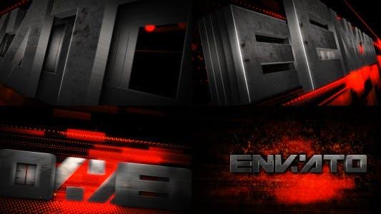 Thumbnail for Revelar el Logo de la transformación de Metal