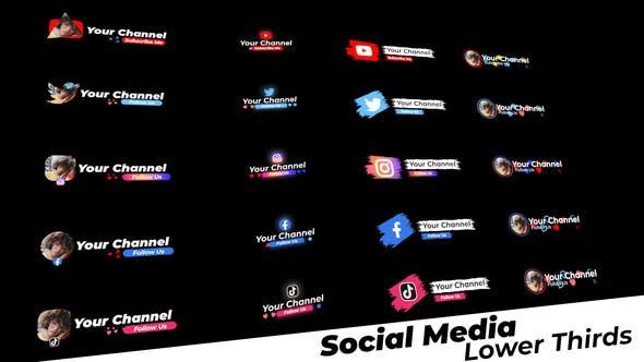 Tercios inferiores Medios de comunicación Social