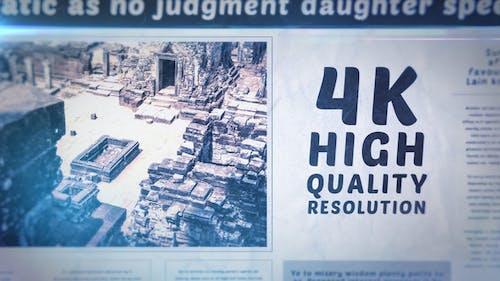 Newspaper History Slideshow