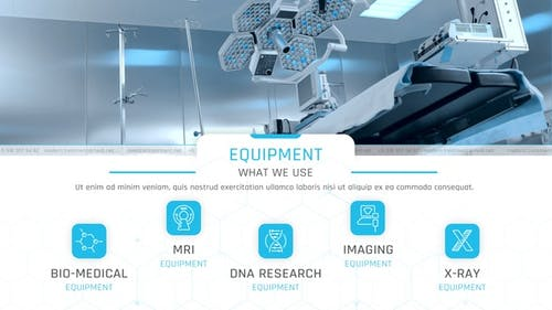 Modern Clinic Treatment