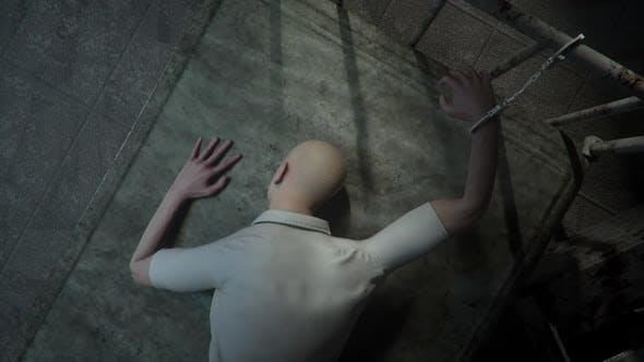 Prisoner in Hospital