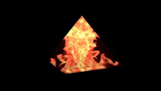 Thumbnail for Pyramid Fire Intro HD