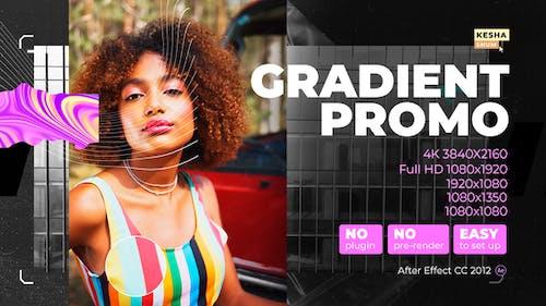 Gradient promo
