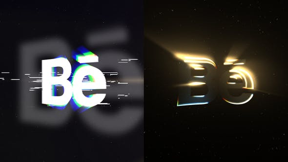 Thumbnail for Epic Glitch Logo Intro