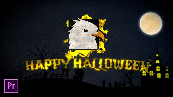 Thumbnail for Happy Halloween   For Premiere Pro