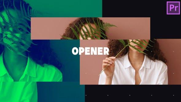 Fashion Trendy Opener