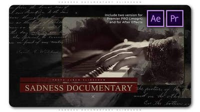 Sadness Documentary Slideshow