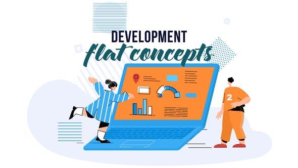 Thumbnail for Desarrollo - Concepto plano