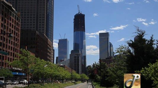 Thumbnail for Down Town Manhattan Real Time HD