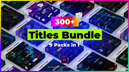 9 in 1 Titles Pack Bundle