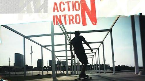 Grunge Action Opener
