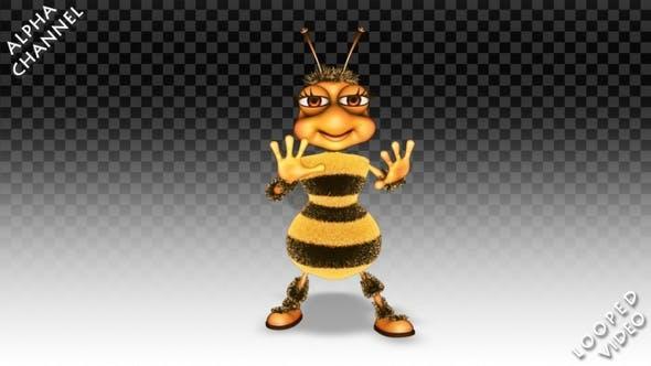 3D - Bee Break Dance
