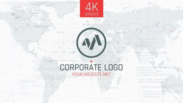 Thumbnail for Corporate Map Logo