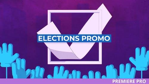 Election Promo for Premiere
