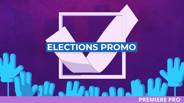 Thumbnail for Election Promo for Premiere