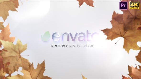 Thumbnail for Autumn Leaf Reveal - Premiere Pro
