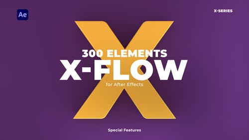X-Flow | After Effects