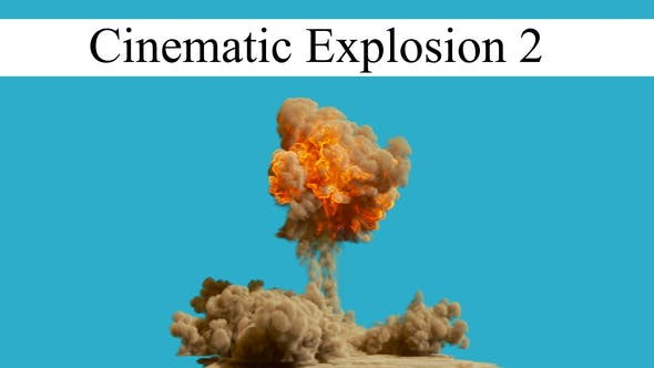 Thumbnail for Cinematic Explosion 2