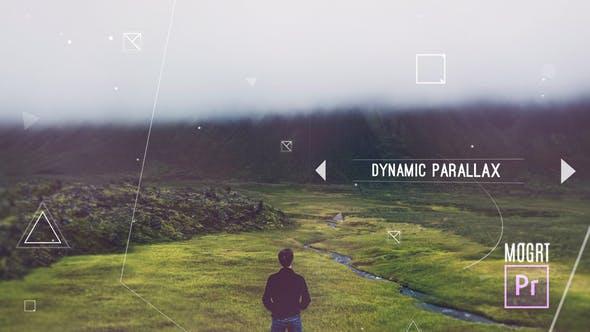 Thumbnail for Presentación de diapositivas de paralaje dinámico (MOGRT)