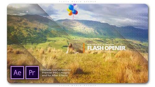 Flash Media Opener
