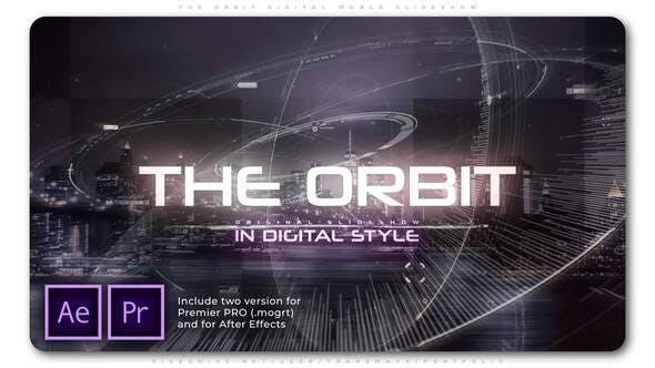 Thumbnail for The Orbit Digital World Slideshow
