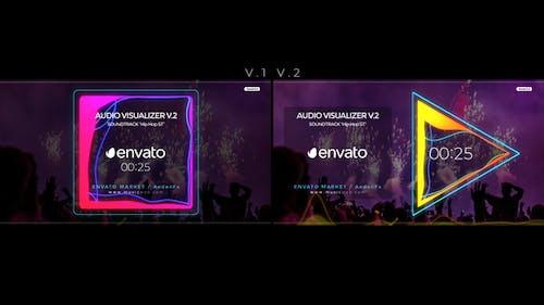 Audio Visulizer v.2