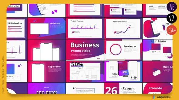 Thumbnail for Freelancer | Small Business | Product | Intro Promo Video