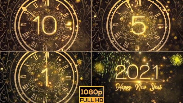 Thumbnail for Happy New Year 2021 V1