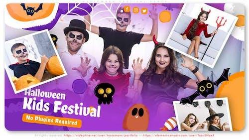Halloween Festival Party