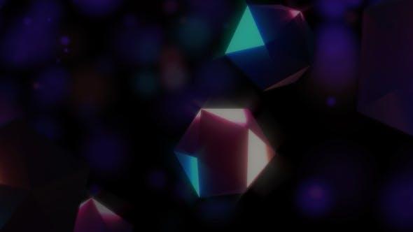 Thumbnail for Neon Icosphere