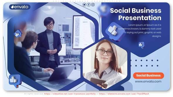 Thumbnail for Social Business Presentation