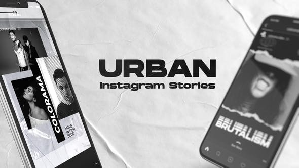 Cover Image for Urban Instagram Stories