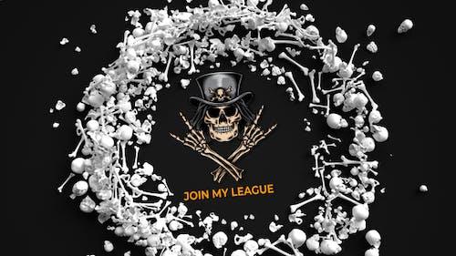 Bones Logo Reveal