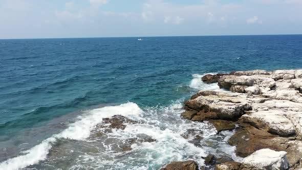 Crashing Slow Waves